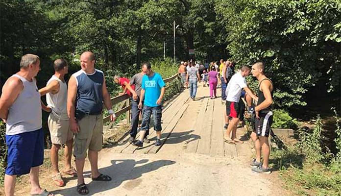 Najavljen nastavak radova na mini HE u Vitezu, građani spremni za blokadu