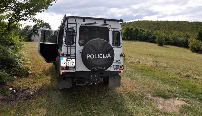 """U mjestu Mravići ukrao """"VW Touran"""", pa uhapšen u Zenici"""