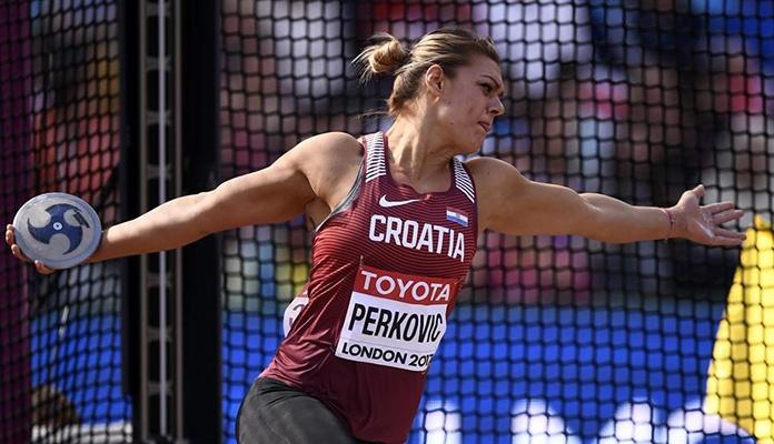 Sandra Perković osvojila zlato na Svjetskom prvenstvu