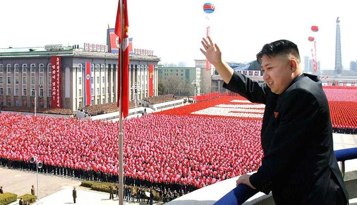 Sjeverna Koreja organizirala vojnu paradu