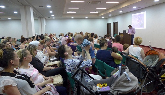 """Institut za zdravlje i sigurnost hrane Zenica organizovao skup """"Hvala mama"""" (FOTO)"""