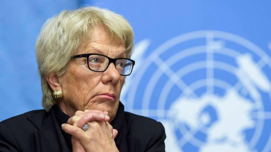 Del Ponte: Zločini u Siriji gori od onih u Ruandi i Jugoslaviji