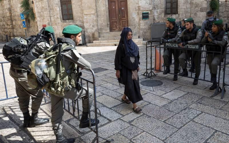 Izraelci ponižavaju uposlenike Al-Aqse