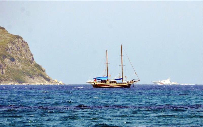 Italijanska policija zaplijenila čamac u Sredozemnom moru