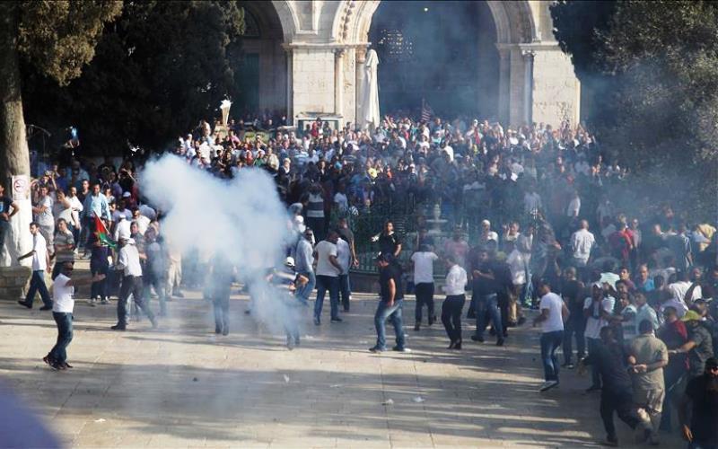 Najmanje 20 Palestinaca poginulo u nedavnom nasilju oko Al-Akse