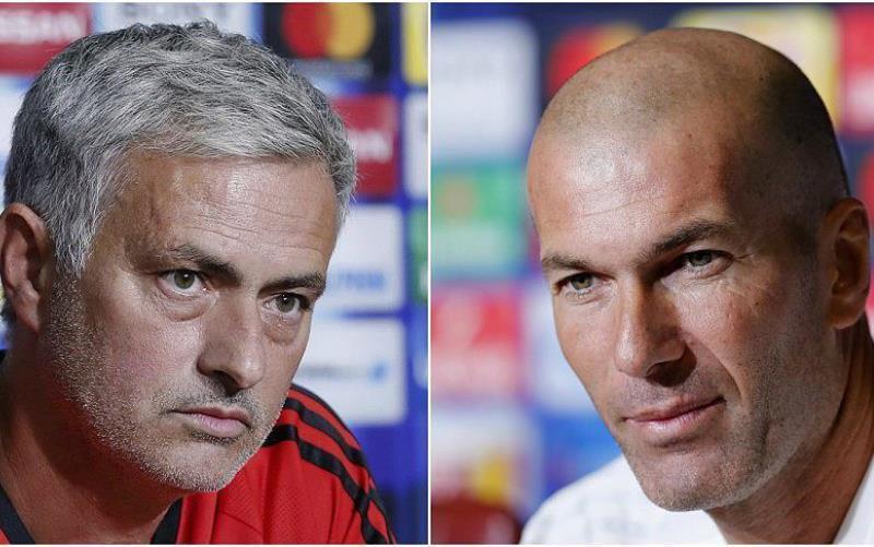 Zidane i Mourinho najavljuju pobjedu u skopskom spektaklu Super kupa Evrope