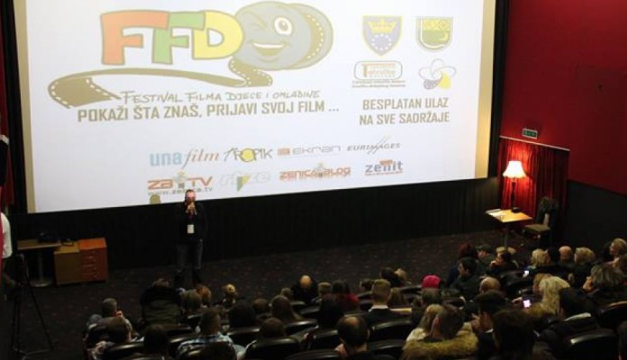 "Javni poziv za Festival filma djece i omladine ""Zenica 2019"""