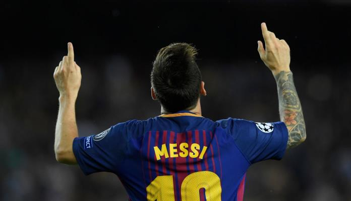 Messi oborio još jedan rekord Lige šampiona
