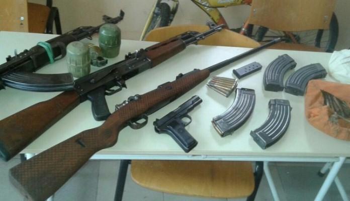 Na 100 stanovnika 31 komad oružja