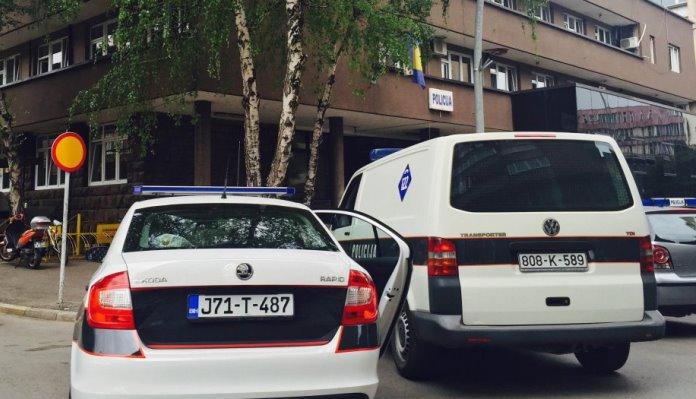 MUP ZDK: Pokušaj teške krađe u Zenici