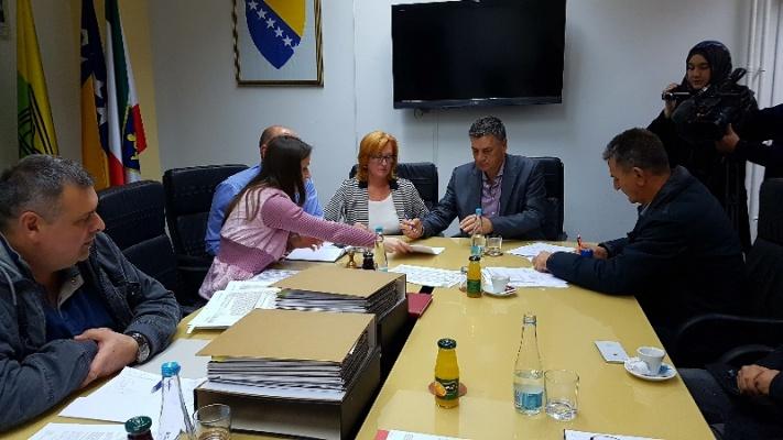 Potpisan ugovor za zimsko održavanje u Zenici