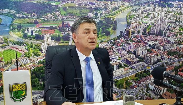 Fuad Kasumović o prvoj godini kao gradonačelnik Zenice (VIDEO)