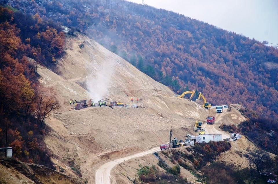 Uspješan poduhvat kod Zenice: Probijena lijeva cijev tunela Hum