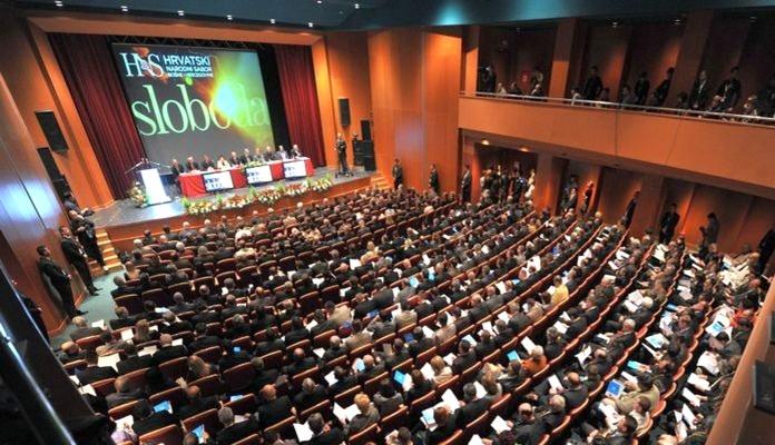 Vanredna sjednica HNS-a zbog haške presude liderima tzv. Herceg-Bosne
