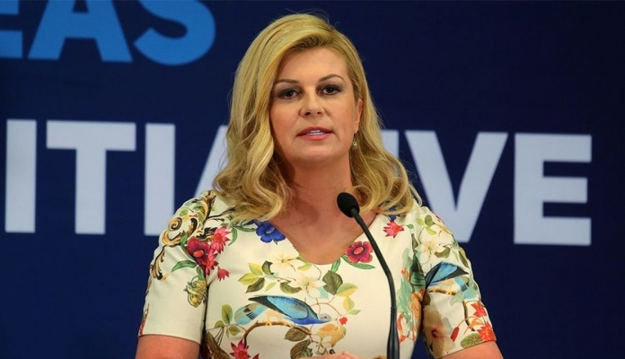Grabar-Kitarović otvorila hrvatski konzulat u Vitezu