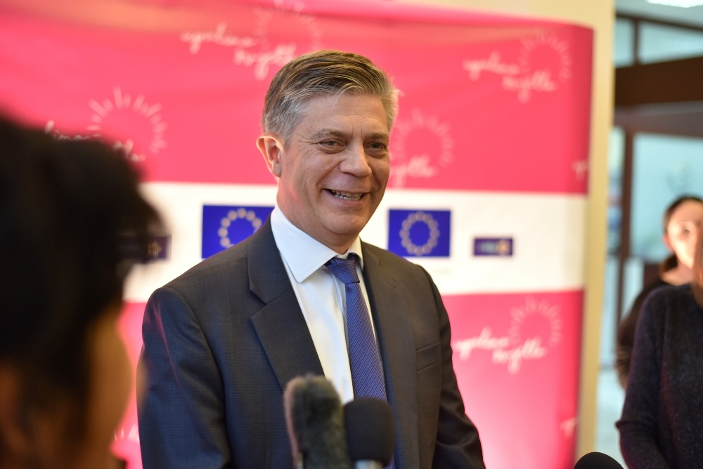 Wigemark domaćin debate u Zenici o procesu pristupanja naše zemlje EU
