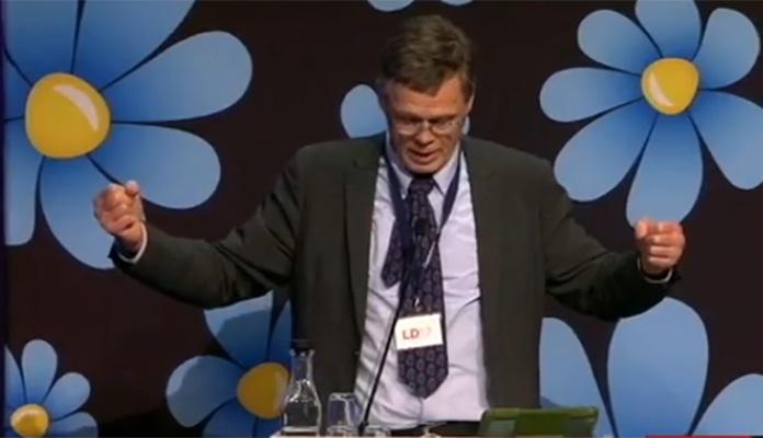 Švedski političar: Muslimani nisu baš 100 odsto ljudi (VIDEO)