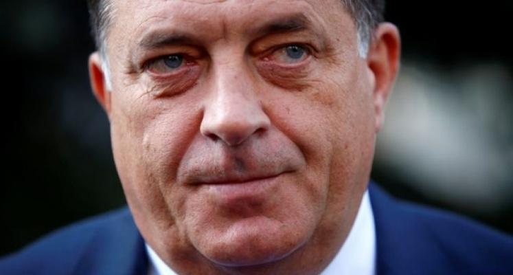 Transparency International podnio krivičnu prijavu protiv Milorada Dodika