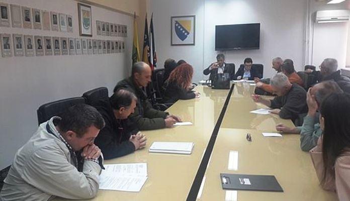 Održan sastanak sa Kasumovićem zbog deložacije porodice Muharemović