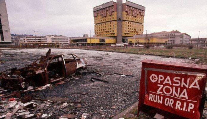 Tokom opsade Sarajeva najviše stradali civili
