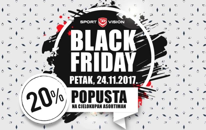 Sport Vision Black Friday