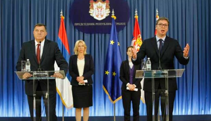 Danas zajednička sjednica Vlada Srbije i Republike Srpske u Beogradu