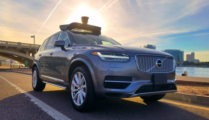 Uber kupuje 24.000 samovozećih automobila od Volva