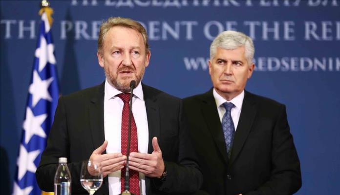 Novi propali sastanak SDA i HDZ-a BiH