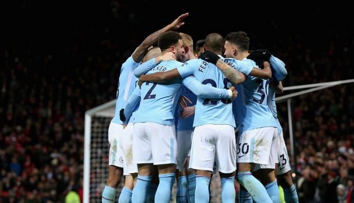 Manchester City ponovno na vrhu