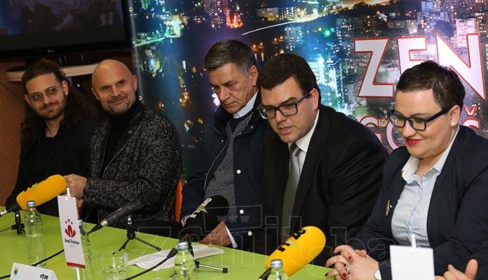 Pogledajte press konferenciju povodom dočeka Nove godine u Zenici (VIDEO)