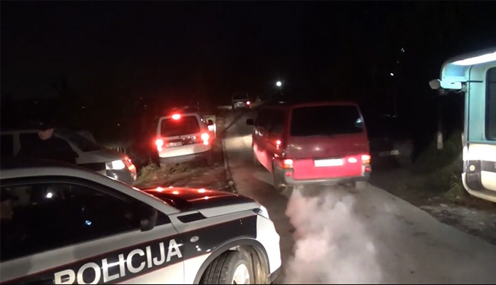 Pijan i bez vozačke bježao  tokom policijskog sata