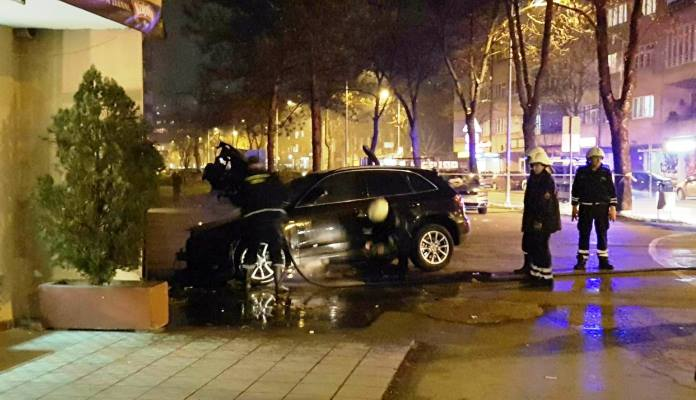 Advokatu Srđanu Petriću namjerno zapaljen automobil u Zenici, oglasili se iz Regionalne advokatske komore Zenica