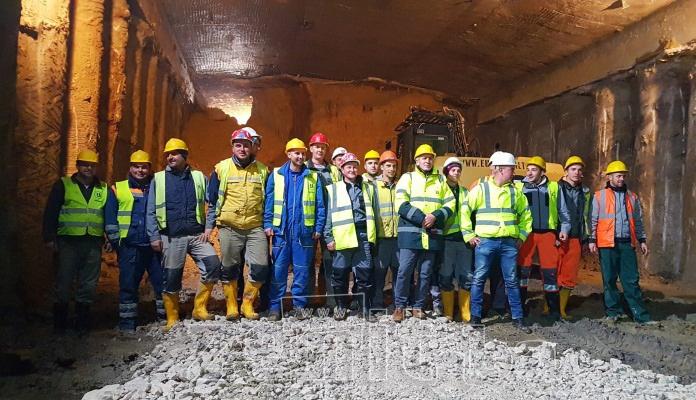 Svečano probijen tunel u Ričicama kod Zenice (VIDEO+FOTO)