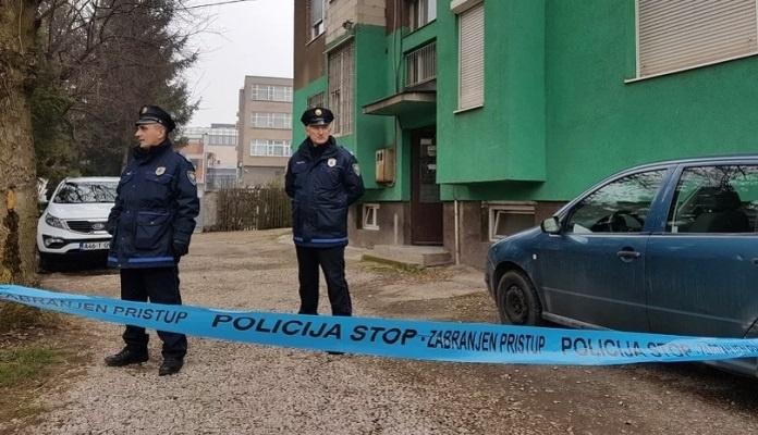 Ubistvo u Masarykovoj ulici u Zenici, priveden osumnjičeni