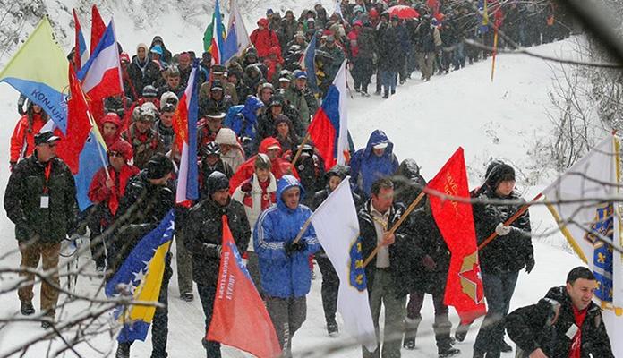 Počelo obilježavanje 78. godišnjice Igmanskog marša