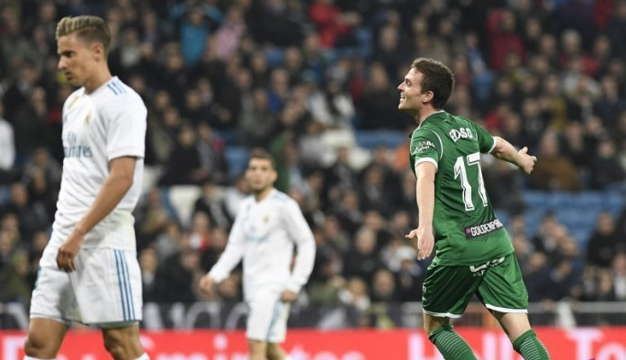 Leganes izbacio Real Madrid iz Kupa Kralja