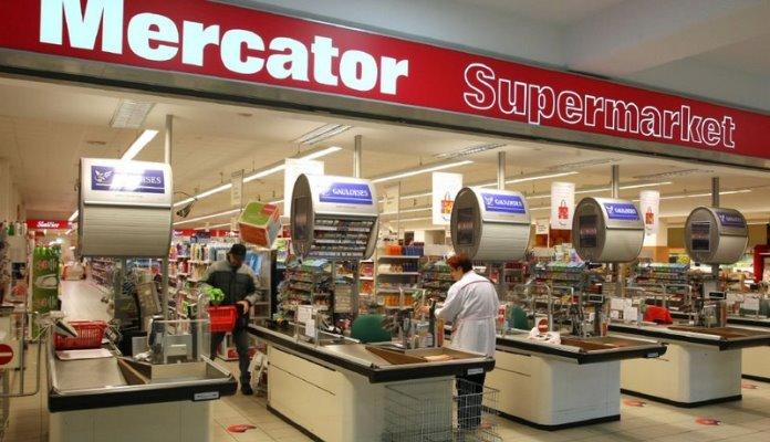 Mercator prodaje velike tržišne centre u BiH