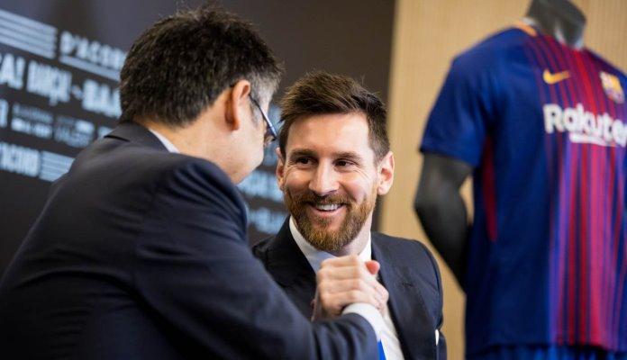 Lionel Messi ostaje u Barceloni!