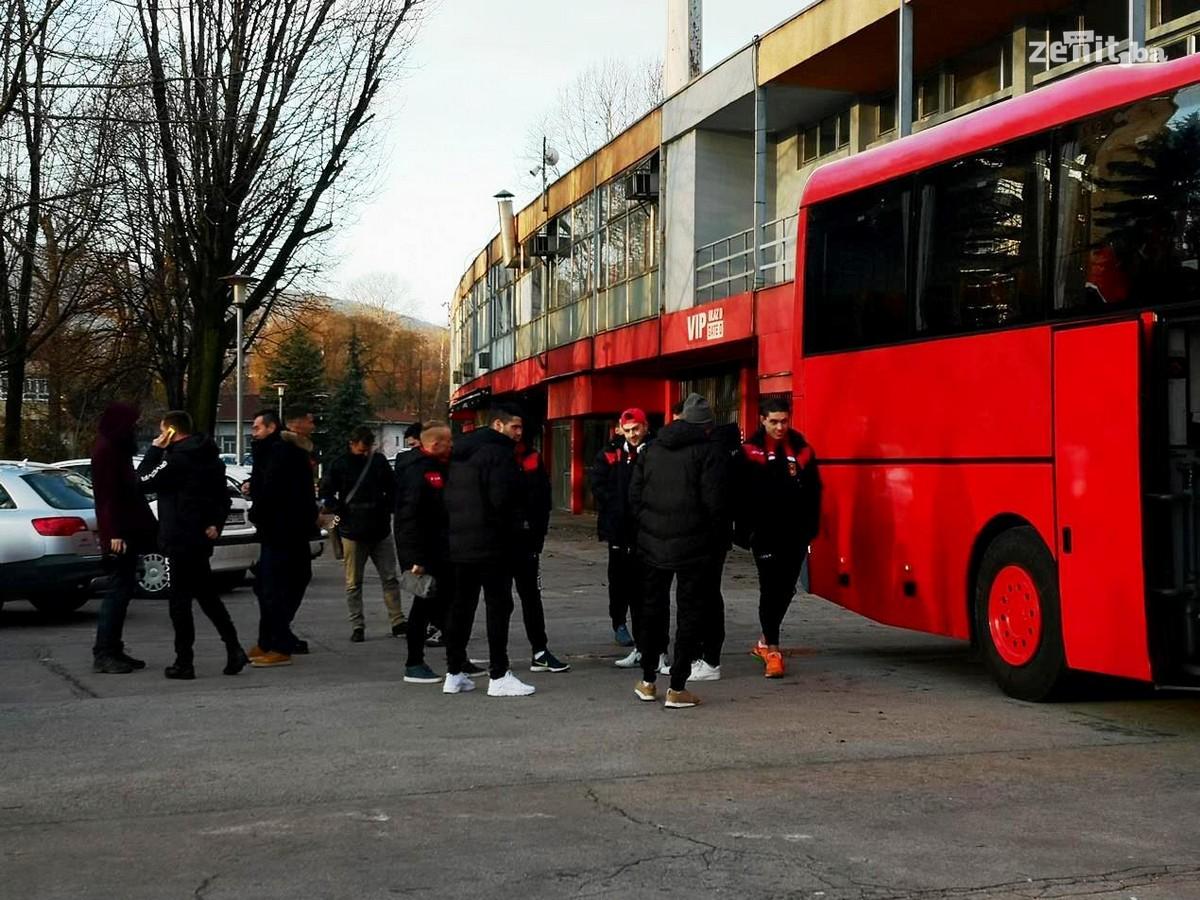 Čelik se vratio iz Antalije, nastavlja pripreme u Zenici