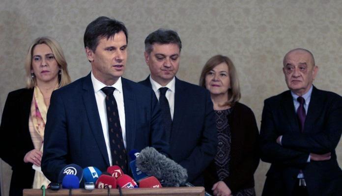 Dogovoren tekst preostalih odgovora na Upitnik Evropske komisije