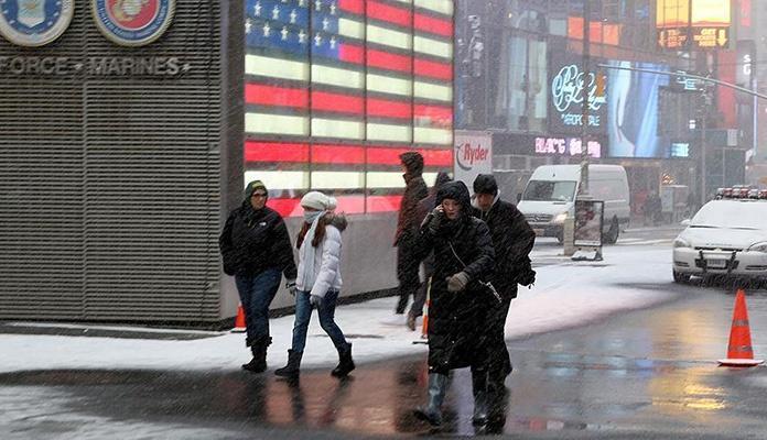 U ledenom talasu u SAD život izgubilo najmanje 12 osoba