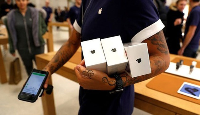 Apple pretekao Samsung kao najveći proizvođač pametnih telefona