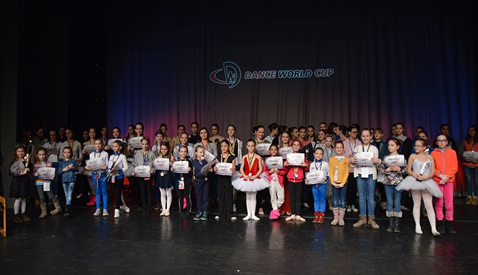 Uspješno završene kvalifikacije za finale Dance World Cup 2018.