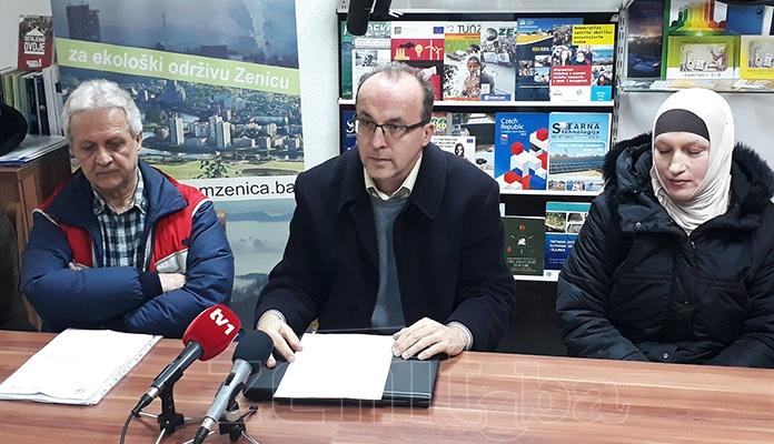 Eko forum o neprovođenju istrage protiv ArcelorMittala Zenica (VIDEO)