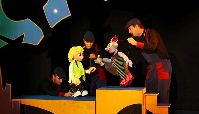 Dječija nedjelja u okviru DOL scene Bosanskog narodog pozorišta Zenica