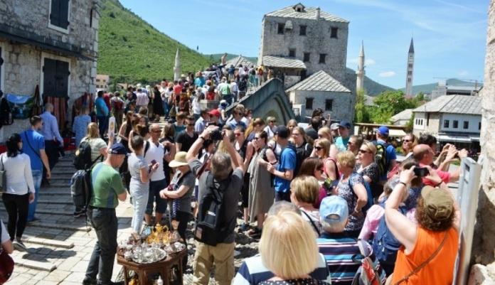 U decembru više od 96 hiljada turista posjetilo Bosnu i Hercegovinu