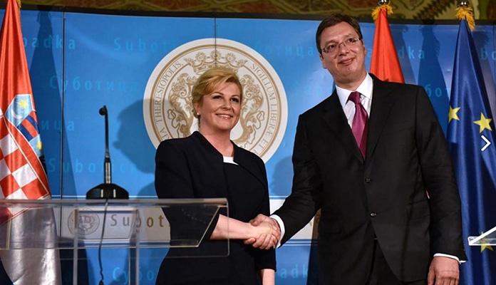 Vučić danas u službenoj posjeti Hrvatskoj