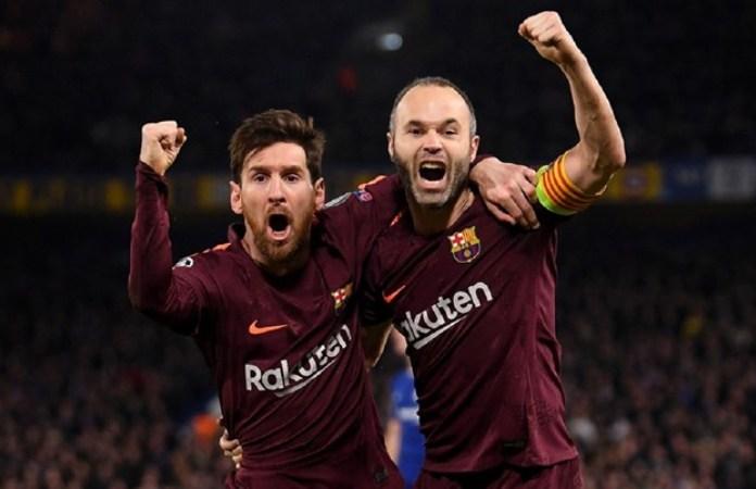 Liga prvaka: Messi postigao prvi gol Chealseaju u večerašnjem remiju (VIDEO)