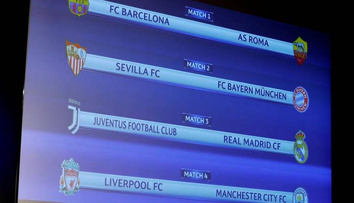 Liga prvaka: Juventus protiv Reala, Liverpool i Manchester City