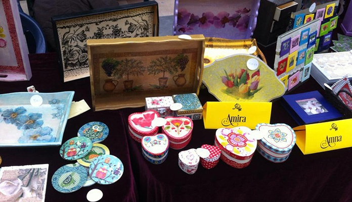 "BZK ""Preporod"" organizuje 7. Art market u Shopping centru"